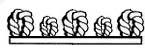 Разноуровневая петля на ковролине